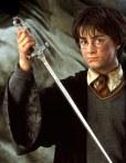 Daniel Radcliffe in Chamber of Secrets